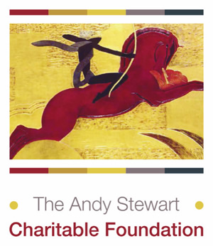 logo the andy stewart charitable foundation
