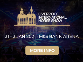 advert liverpool international horse show